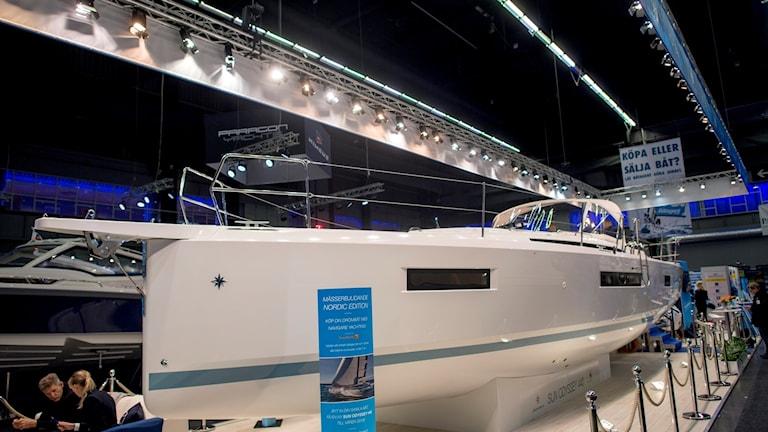 Intresset för stora segelbåtar ökar och även ägandet genom delningsekonomi.