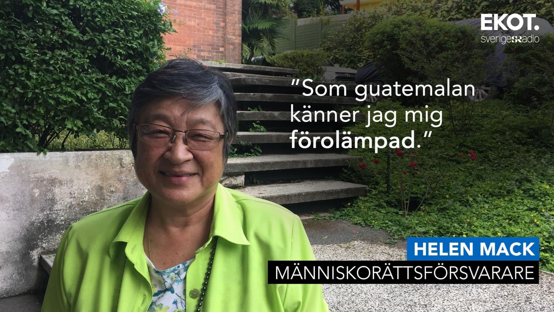 Guatemala vill skicka hem svenska ambassadoren