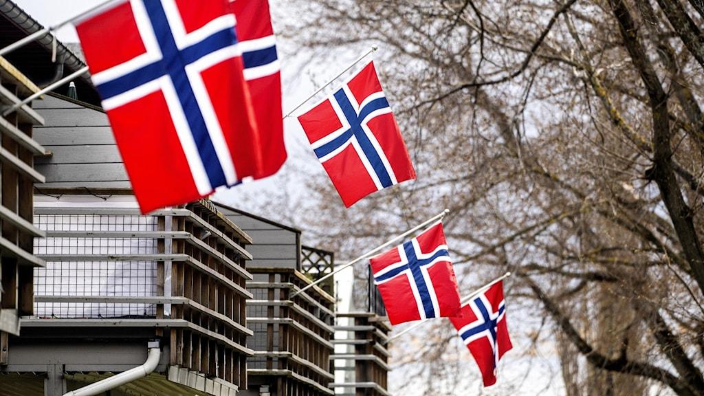 NORSKA FLAGGOR