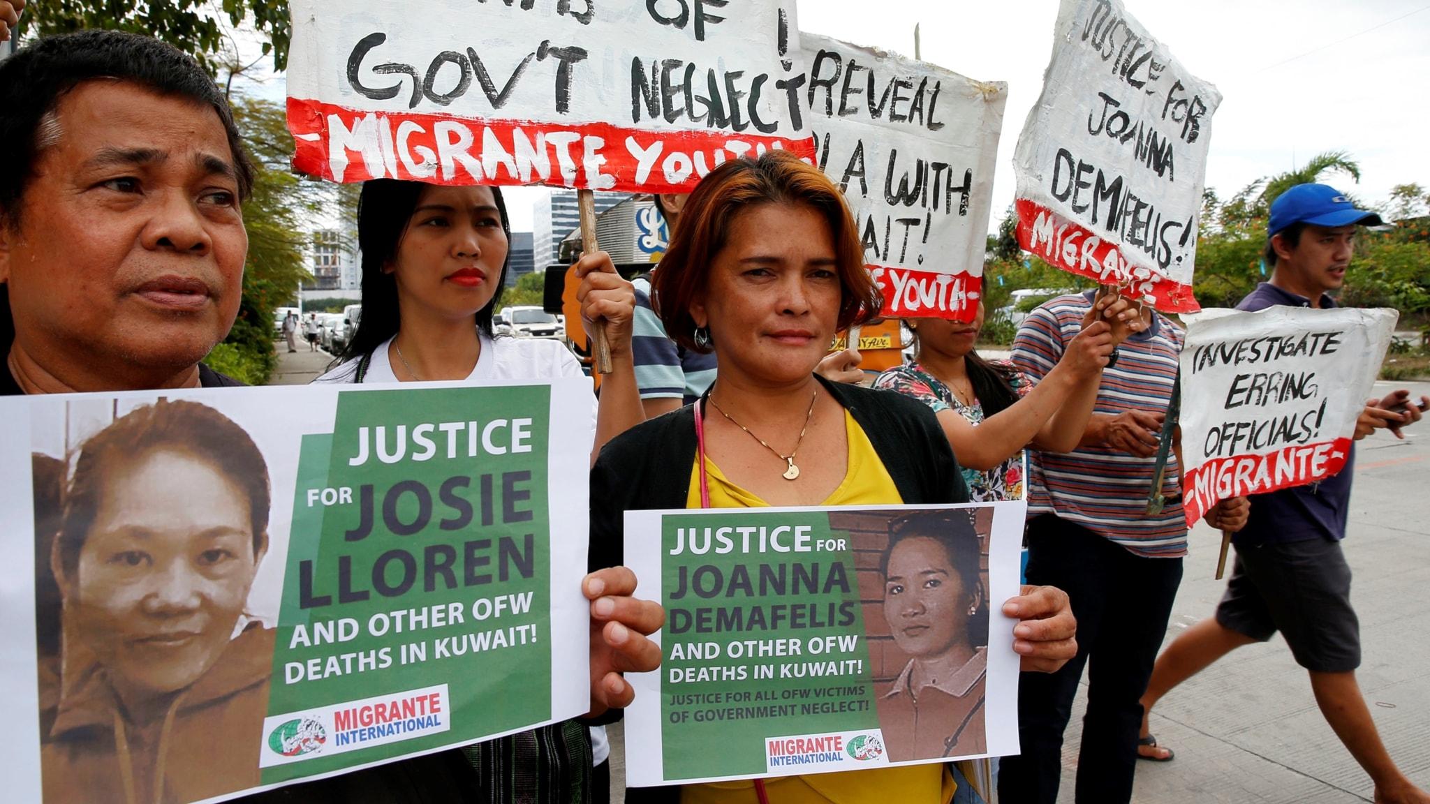 Filippinska dejting i Saudiarabien