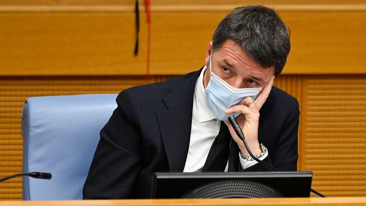 Regeringskris i Italien efter att ministrar avgått