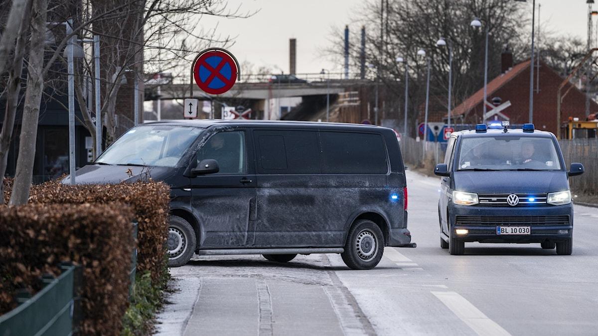 Polis Danmark Madsen