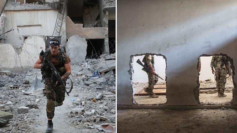 Terrorgruppen har förlorat 99 procent av ytan i sitt så kallade kalifat, men än är de inte besegrade.
