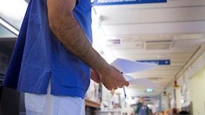 Läkare på sjukhus i Stockholm