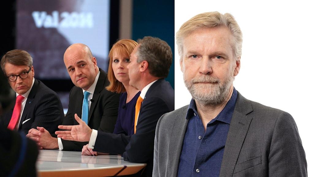 Ekots politikkommentator Tomas Ramberg.