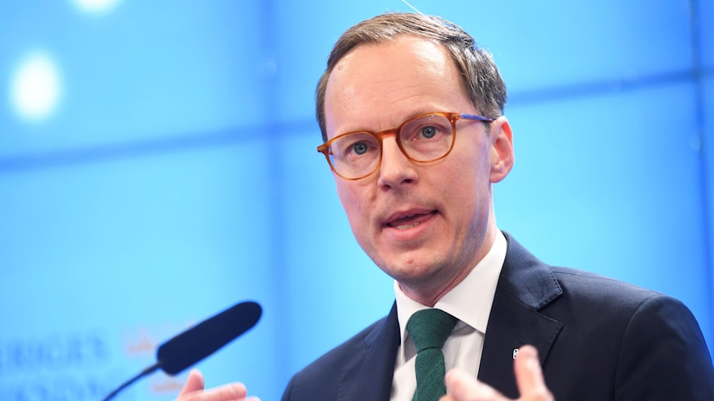 Mats Persson, Liberalernas ekonomisk-poltiske talesperson.