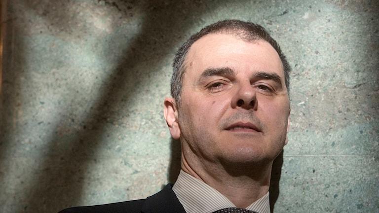 Den liberale Europaparlamentarikern, Jasenko Selimovic.