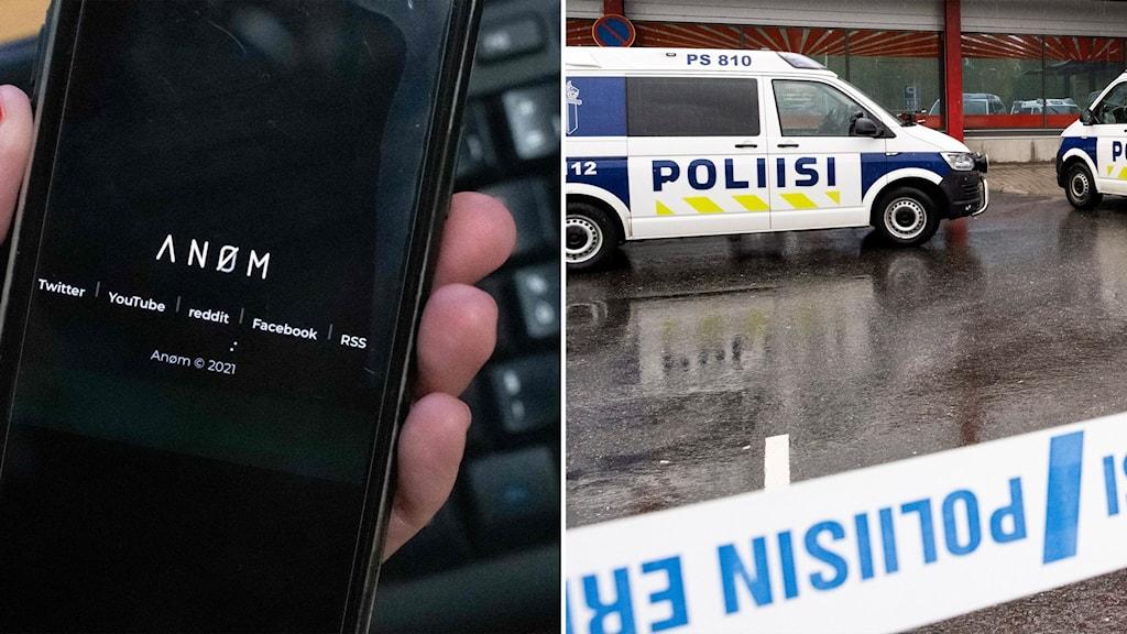 Trojan Shield och Anom - Finland