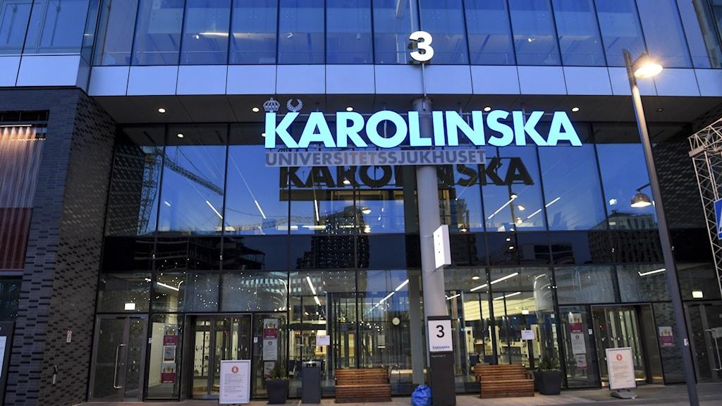 Hård Ivo-kritik mot Karolinska