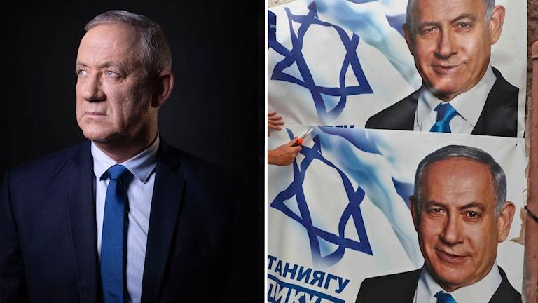 Den 17 september är det nyval i Israel. Återigen står det mellan Benjamin Netanyahu och Benny Gantz.