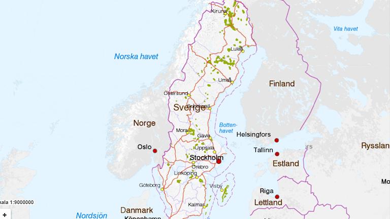 SGU kartverktyg