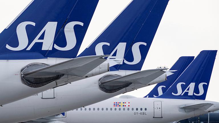SAS slutar med taxfreeförsäljning