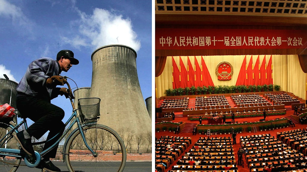 Kina ratifierar klimatavtal