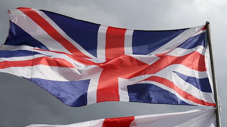 Storbrittaniens flagga