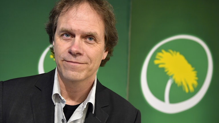 Miljöpartiets Pär Holmgren