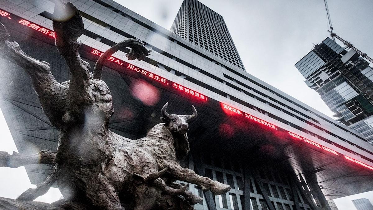 Börsen i Kina väntar strka nyintroduktioner