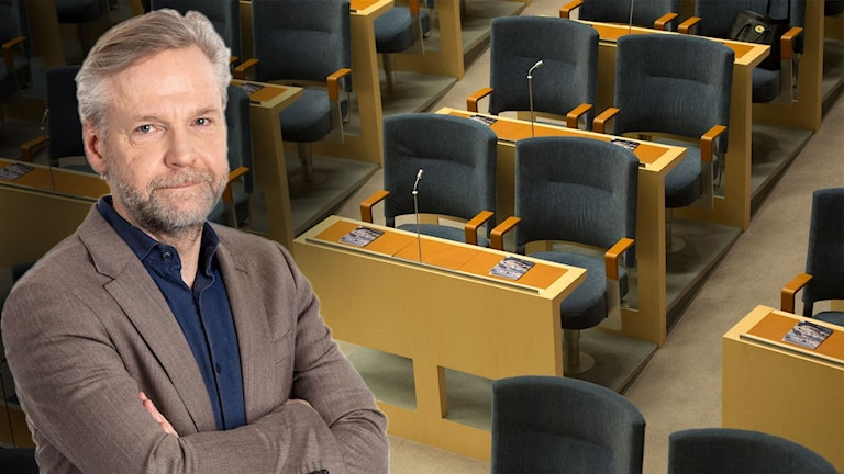Ekots inrikespolitiske kommentator Tomas Ramberg.