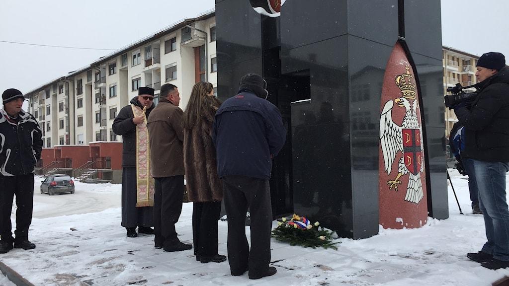 25 år har gått sedan utropandet av den Serbiska republiken i Bosnien-Hercegovina och i dag hedras bland annat de serber som dog under kriget.
