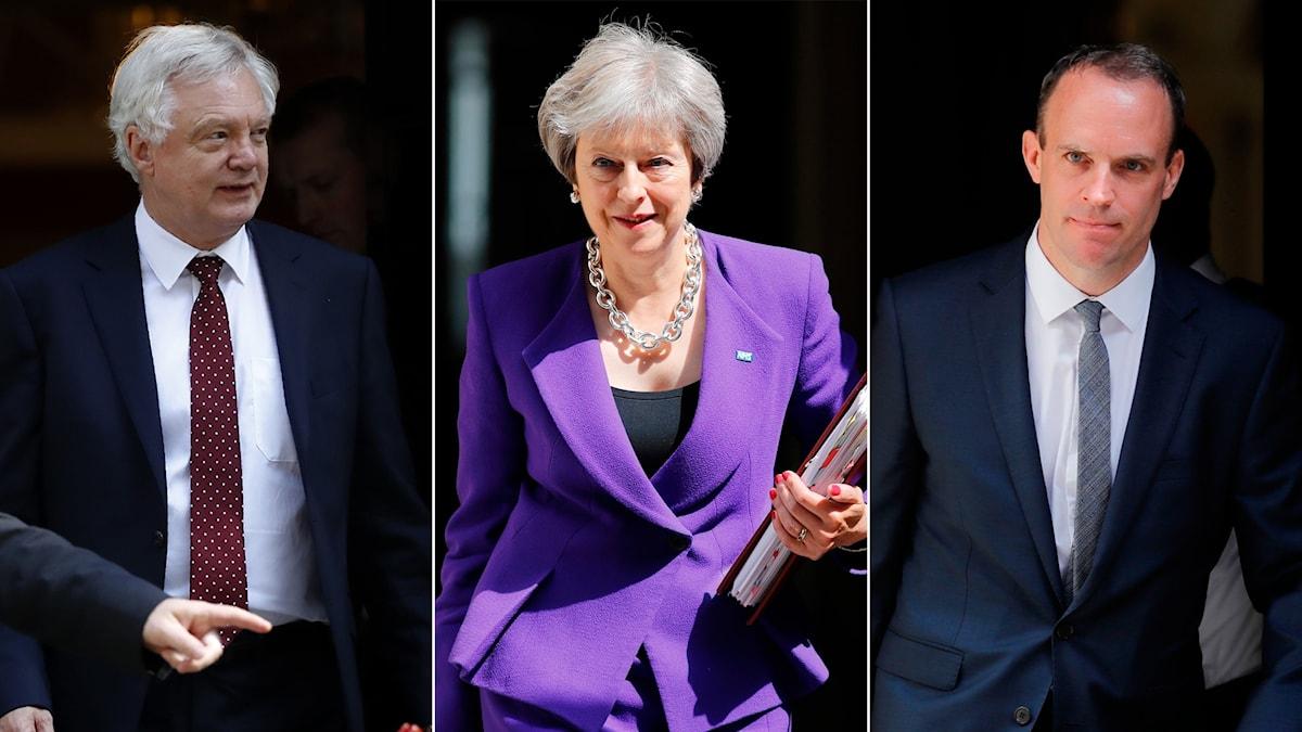 Storbritannien, brexit, theresa may
