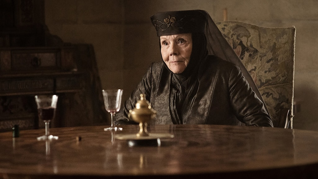 Brittiska skådespelaren Diana Rigg har avlidit