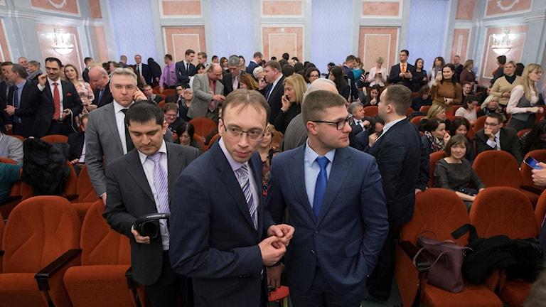 Arkivbild Jehovas vittnen i Ryssland