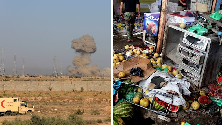 al qaim bomb irak