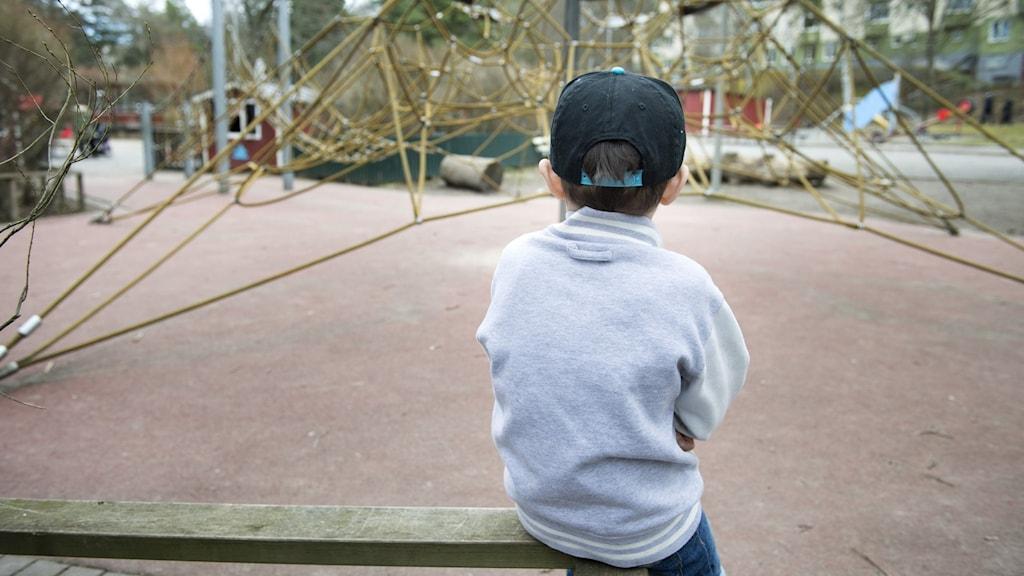 Antalet barn som drabbas av vräkning ökar.