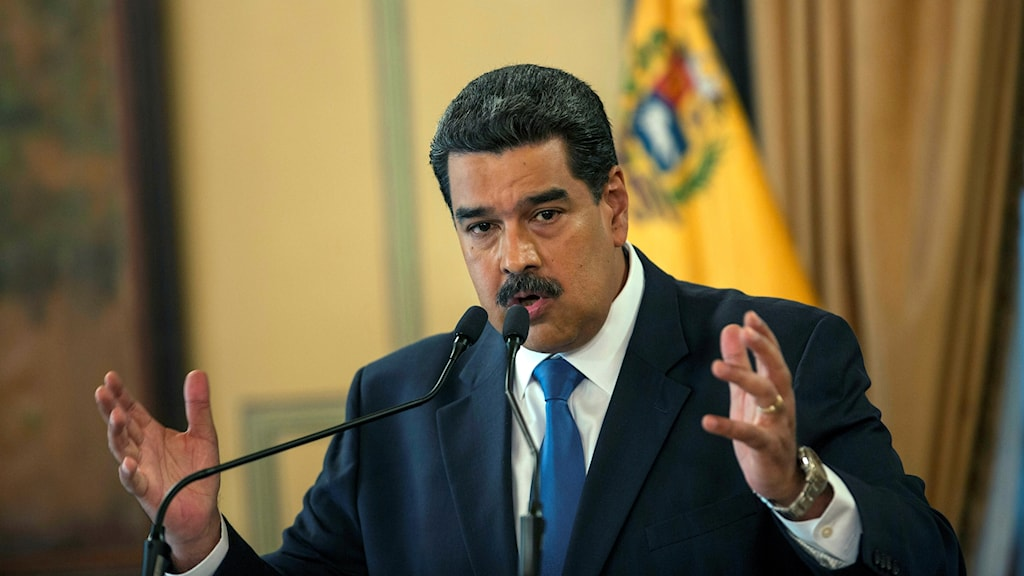Venezuelas president Maduro