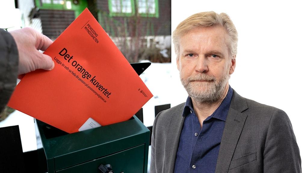 Ekots inrikespolitiska kommentator Tomas Ramberg.