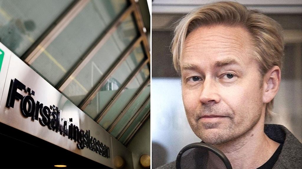 Försäkringskassans generaldirektör petades för att bilden av Försäkringskassan blev för besvärande för regeringen, tror Ekots inrikespolitiska kommentator Fredrik Furtenbach.