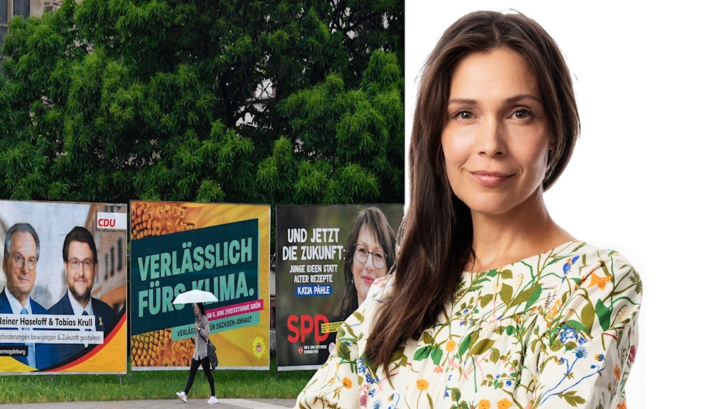 Tysklandsvalet + Caroline Salzinger