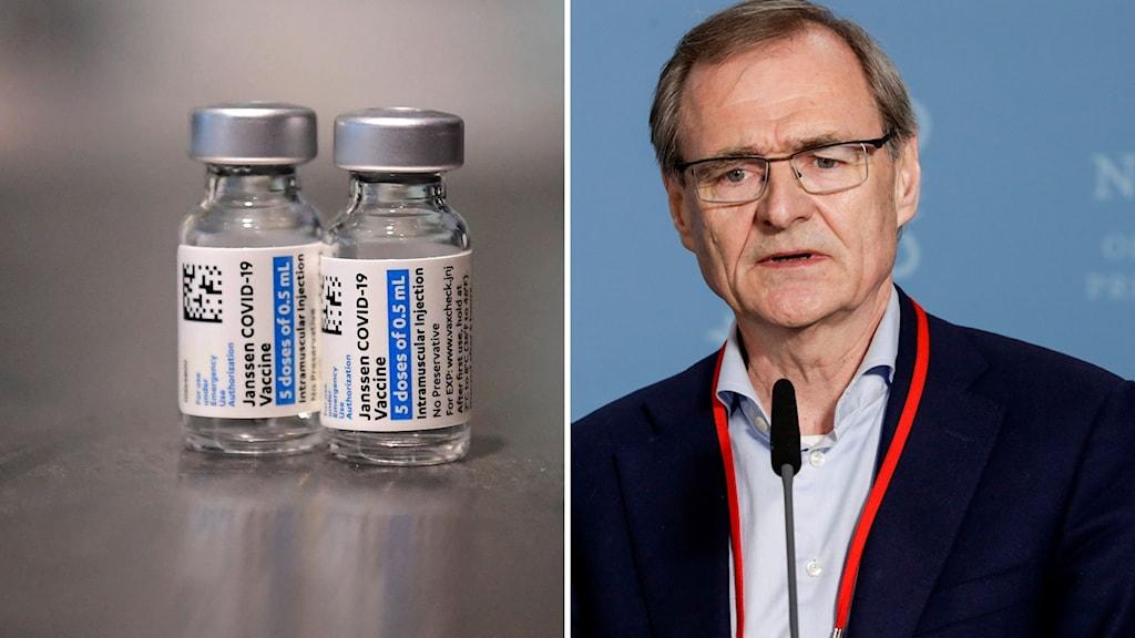 Expertgruppen, som har kommit fram till beslutet, har letts av läkaren Lars Vorland.