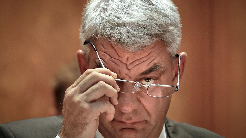 Rumäniens premiärminister Mihai Tudose
