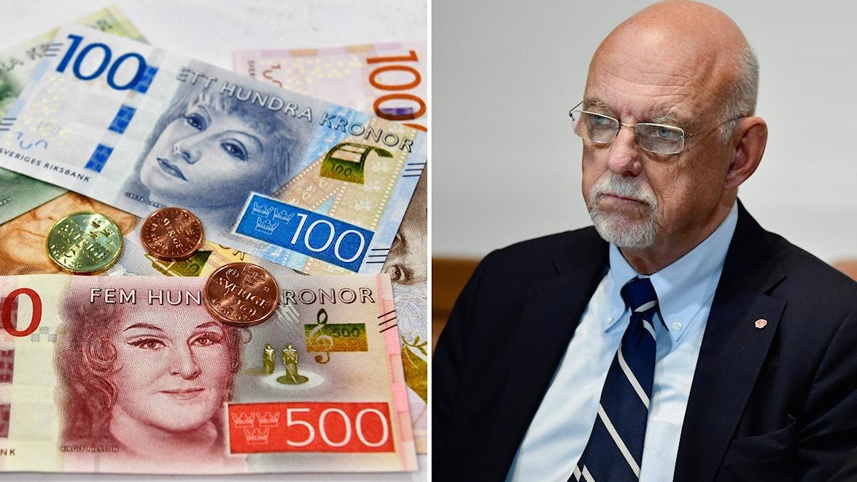 Sveriges EU-minister Hans Dahlgren
