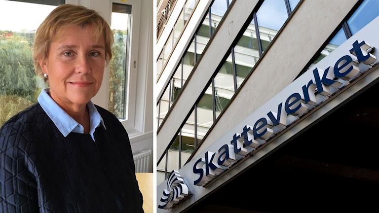 Elisabeth Båvall är sektionschef på Skatteverket i Göteborg.