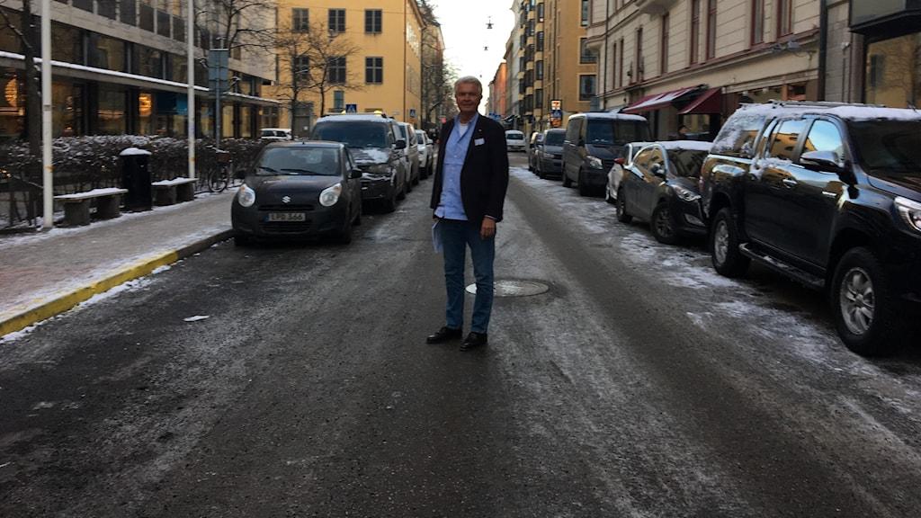 Bertil Moldén, VD Bil Sweden, kan redan nu konstatera att den svenska nybilsförsäljningen slår nytt rekord i år.