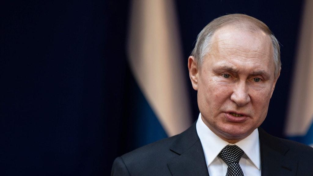 Första ja till Putins grundlagsförslag
