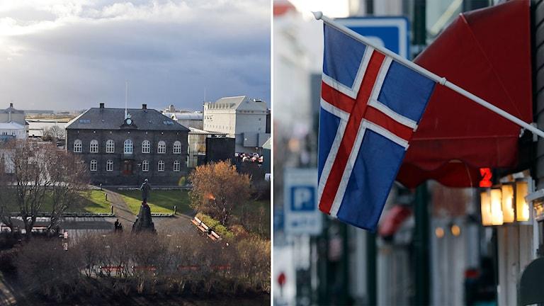 Islands parlament, Alltinget.