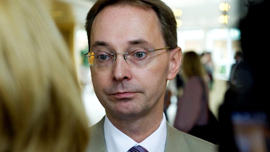 Gunnar Axén blir ny styrelseordförande i pensionsbolaget Allra