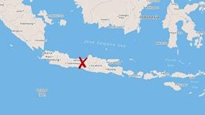 Minst 27 döda i busskrasch i Indonesien