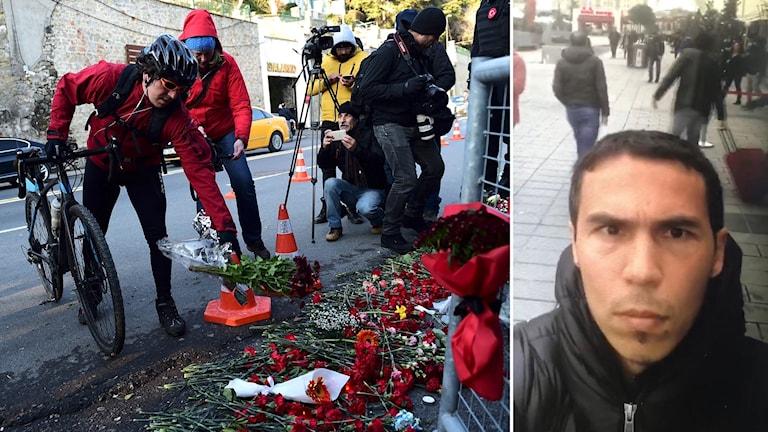 terrorattack nattklubb Turkiet Istanbul