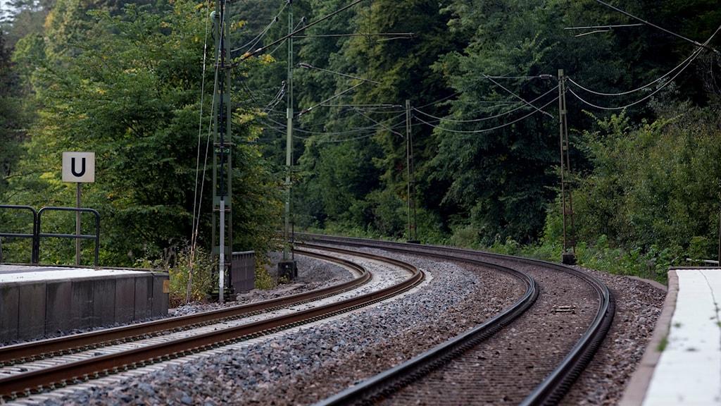 Tågstopp