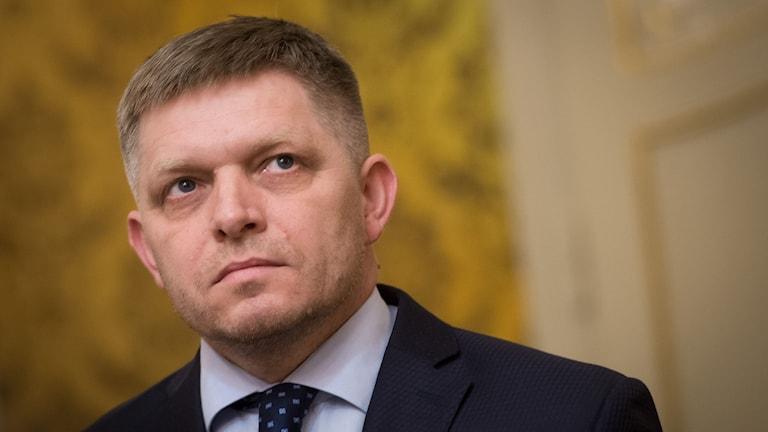 Slovakien premiärminister redo att avgå