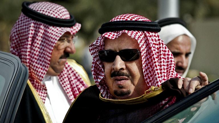 Prins Bader bin Abdel Aziz