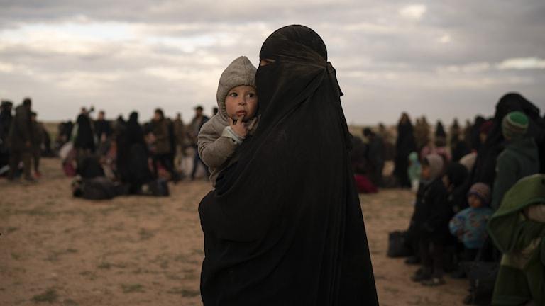 Europa kan stå inför ny syrisk flyktingvåg
