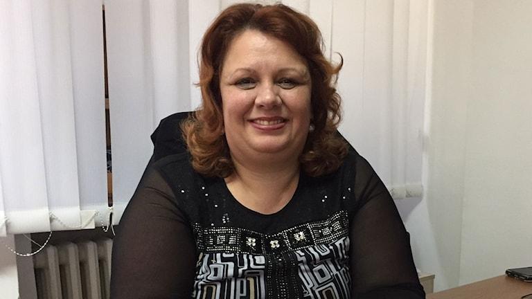 Katica Janeva är chefsåklagare vid den specialåklagarmyndighet som utreder den massavlyssning som den tidigare regeringen misstänks för