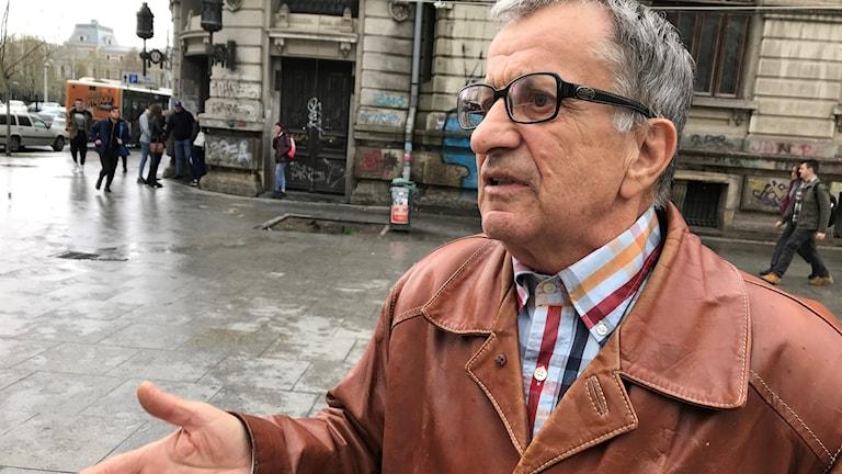 George Georgescu tycker att Rumänien behandlas orättvist