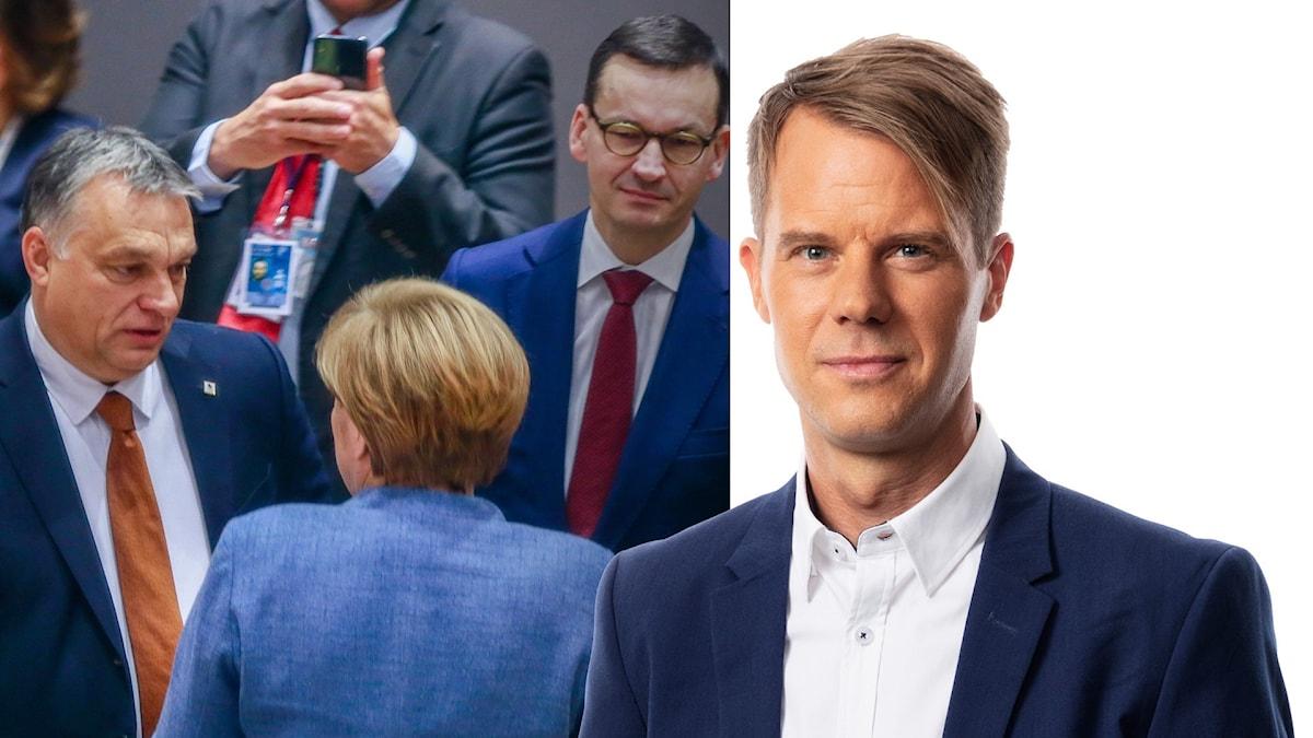 Andreas Liljeheden om storbråket i EU