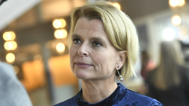 Åsa Regnér jämställdshetsminister