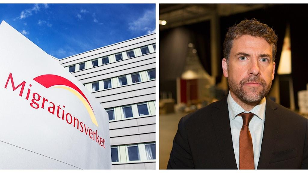 Migrationsverket, Mikael Ribbenvik